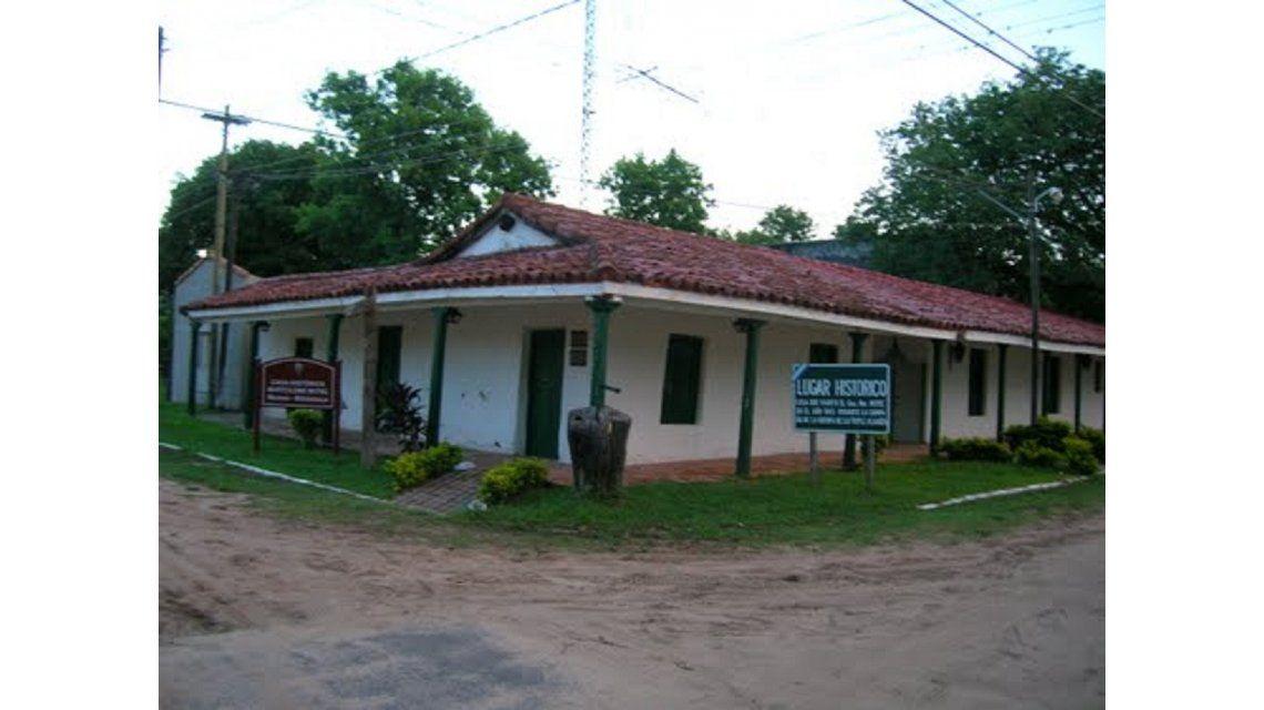 Municipalidad de San Cosme