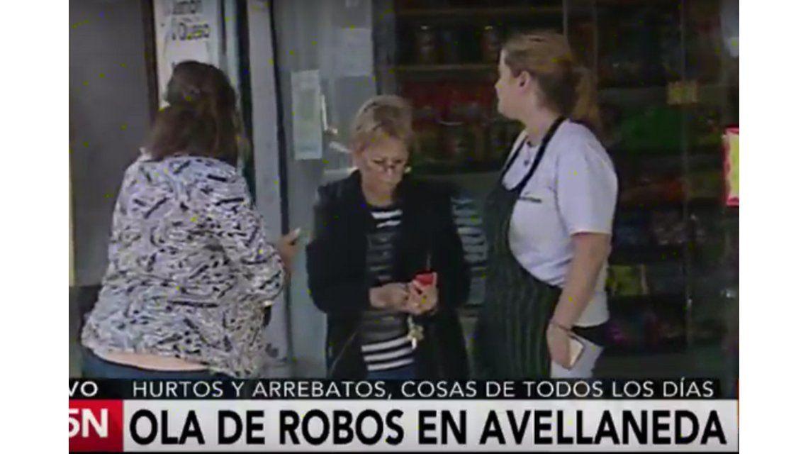 Ola de robos en Avellaneda: vecinos piden más presencia de la policía