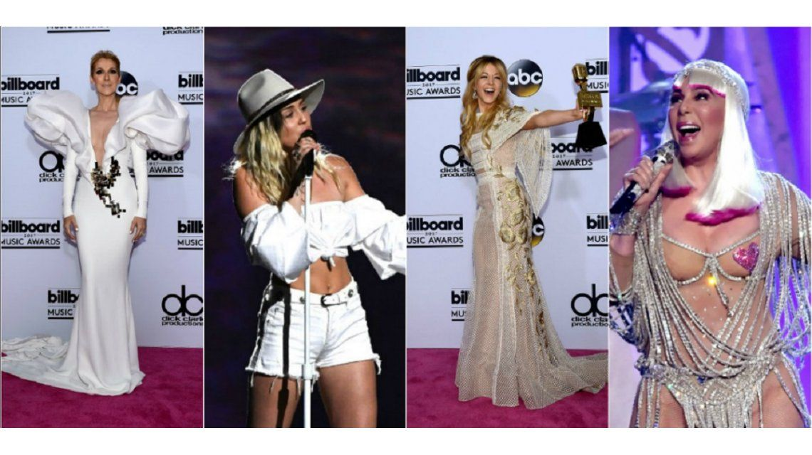 Los Billboard Music Awards 2017