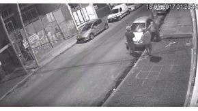 Intento de robo a una joven en Quilmes