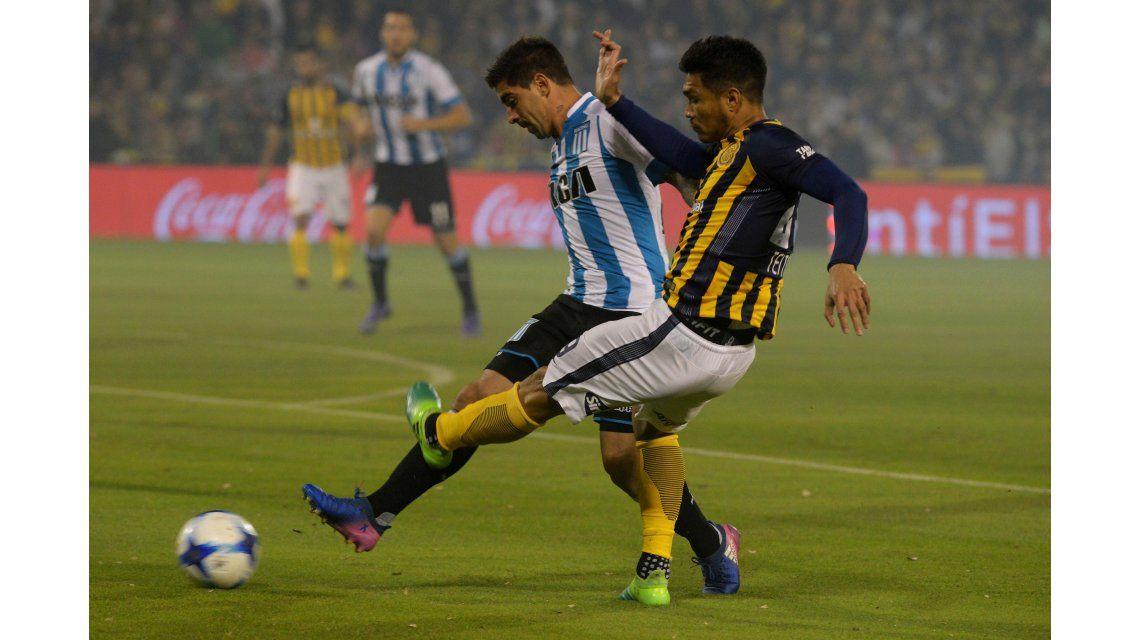 El colombiano abrió la cuenta contra su ex club