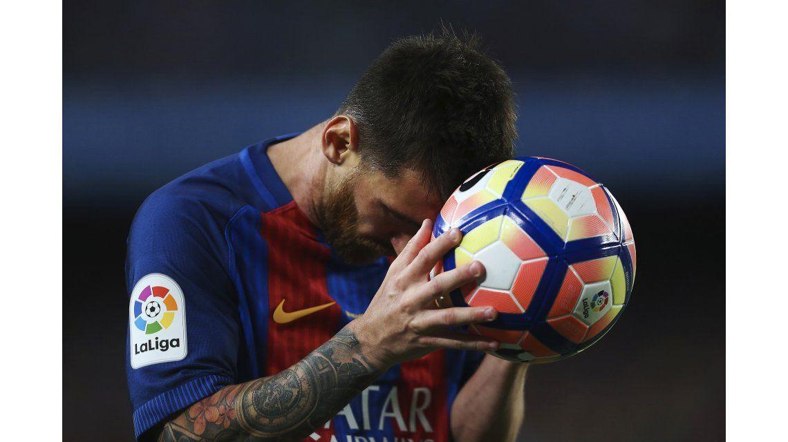 La Pulga marcó 37 goles en 38 encuentros