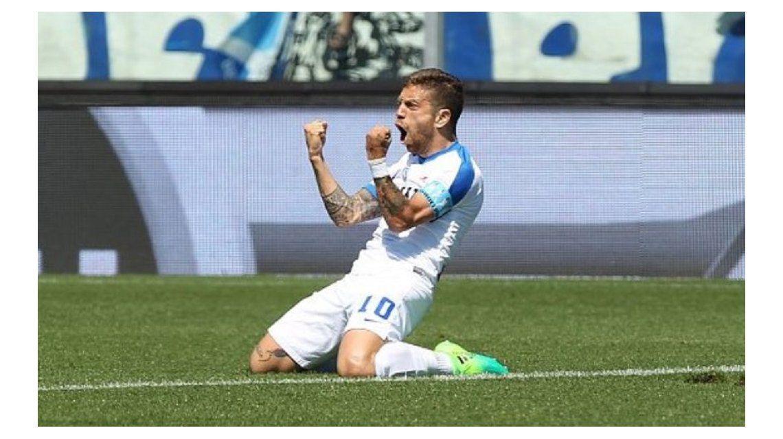El Papu condujo al Atalanta a la Europa League