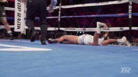 Un enfermero argentino peleó en el Madison Square Garden: perdió por KO