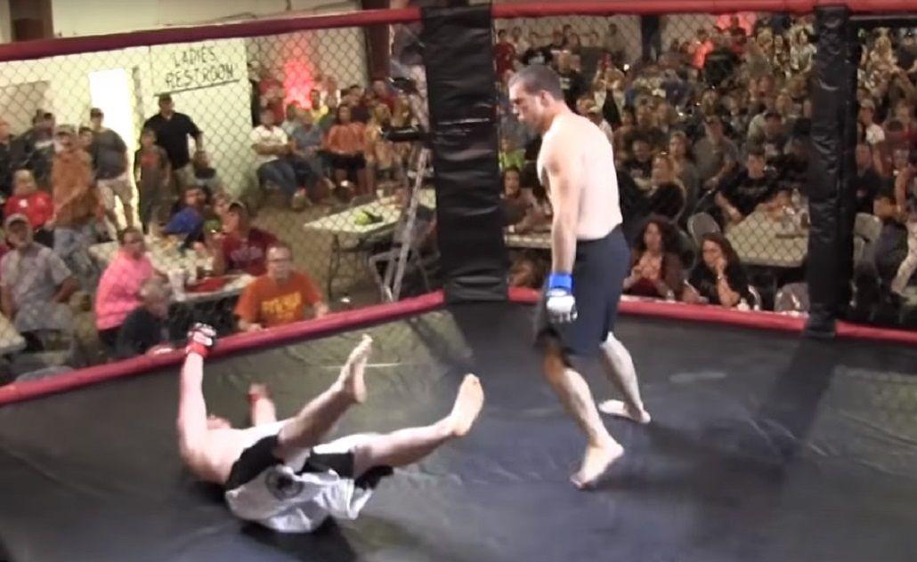 Un nocaut de 4 segundos en MMA
