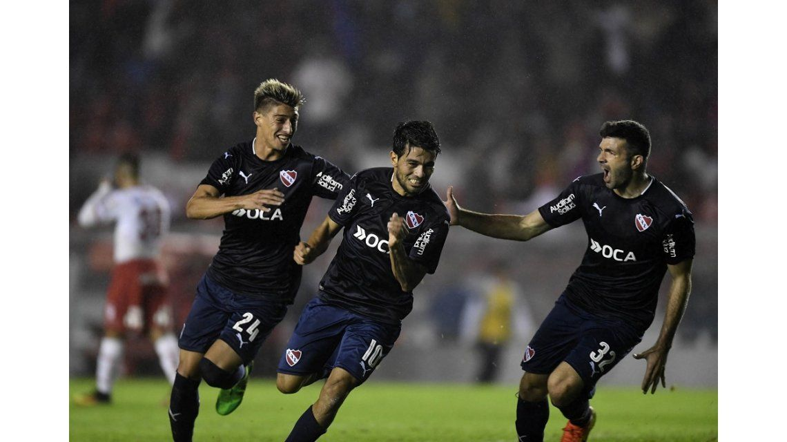 Independiente le ganó a Huracán
