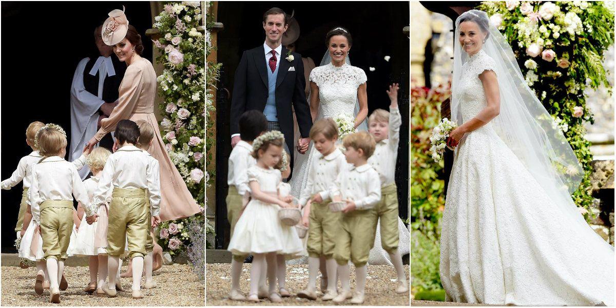 Pippa Middleton y James Matthews se casaron
