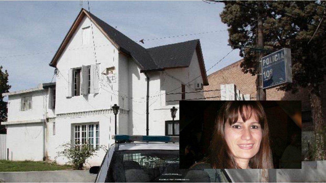 Ángeles París hizo una denuncia en la comisaría 10 de Rosario y murió ahí
