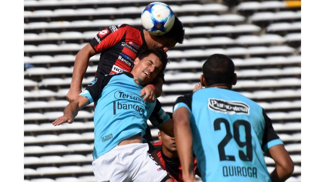 En un Kempes sin público, Belgrano rescató un punto ante Patronato