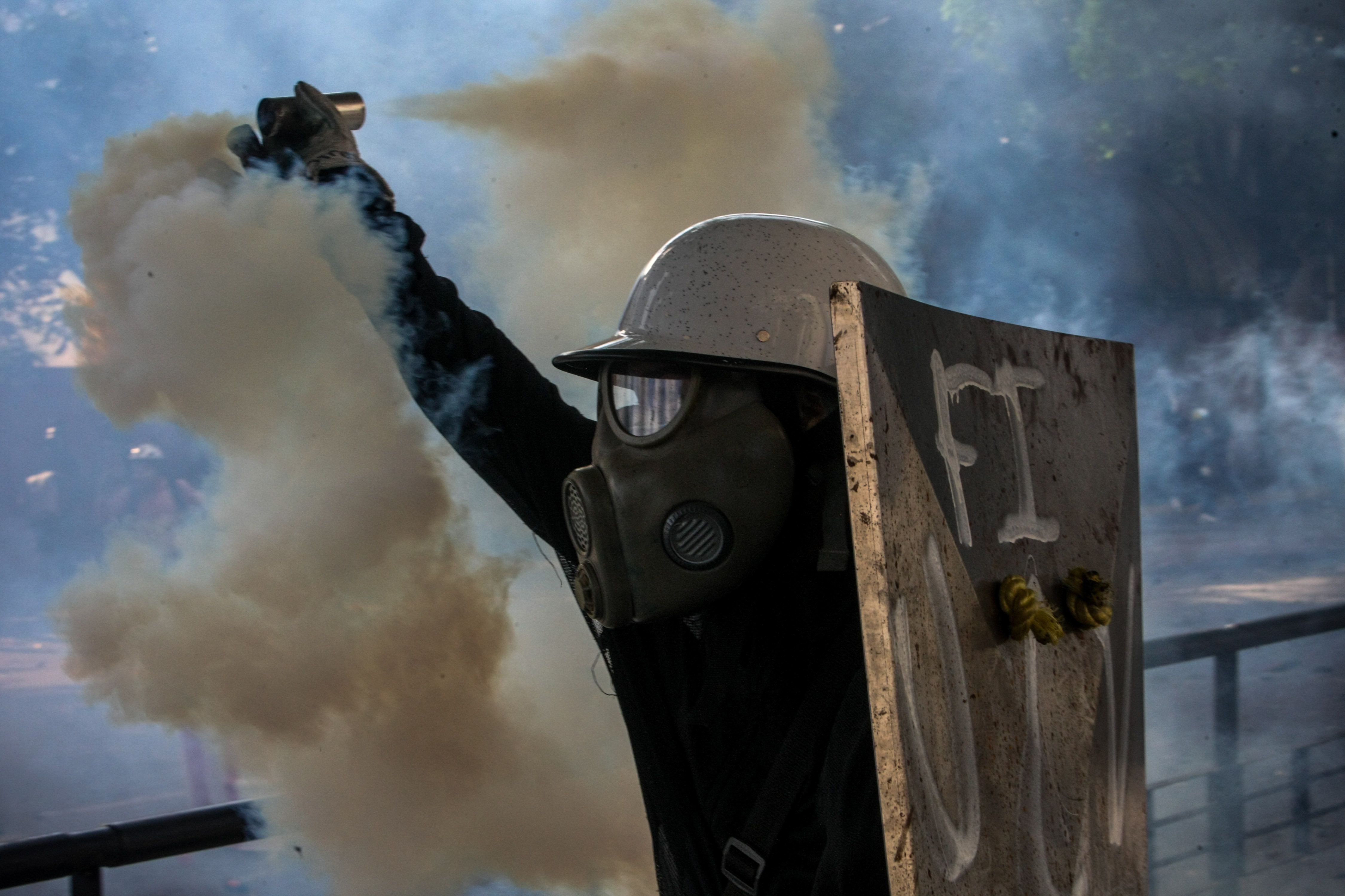 Protestas en Venezuela el 19 de mayo de 2017