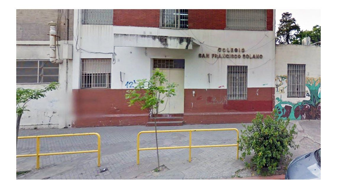 Escuela San Francisco Solano