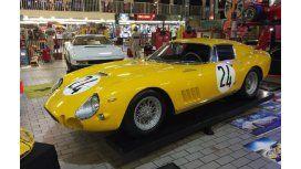 Ferrari 275 GTB/C Speciale - Crétido: www.motorauthority.com