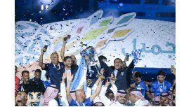 Ganador nato: El Al-Hilal de Ramón ganó la Copa del Rey de Arabia Saudita