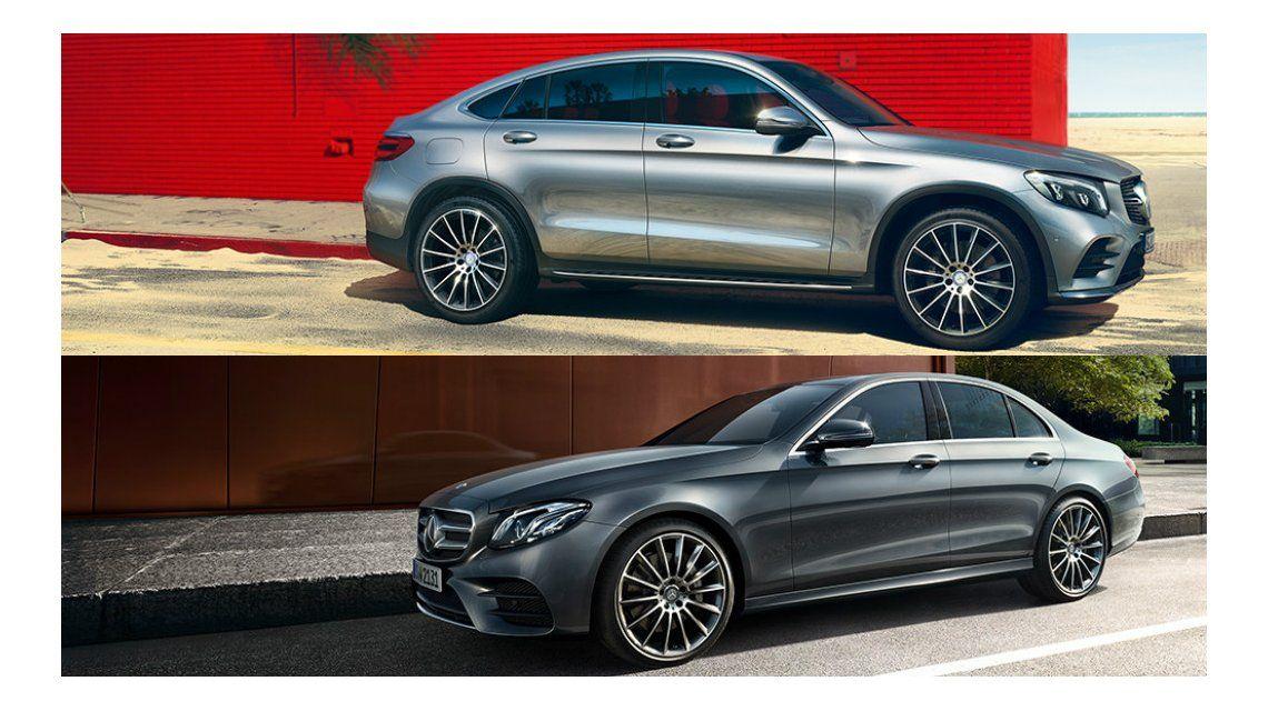 Nuevos lanzamientos de Mercedes Benz