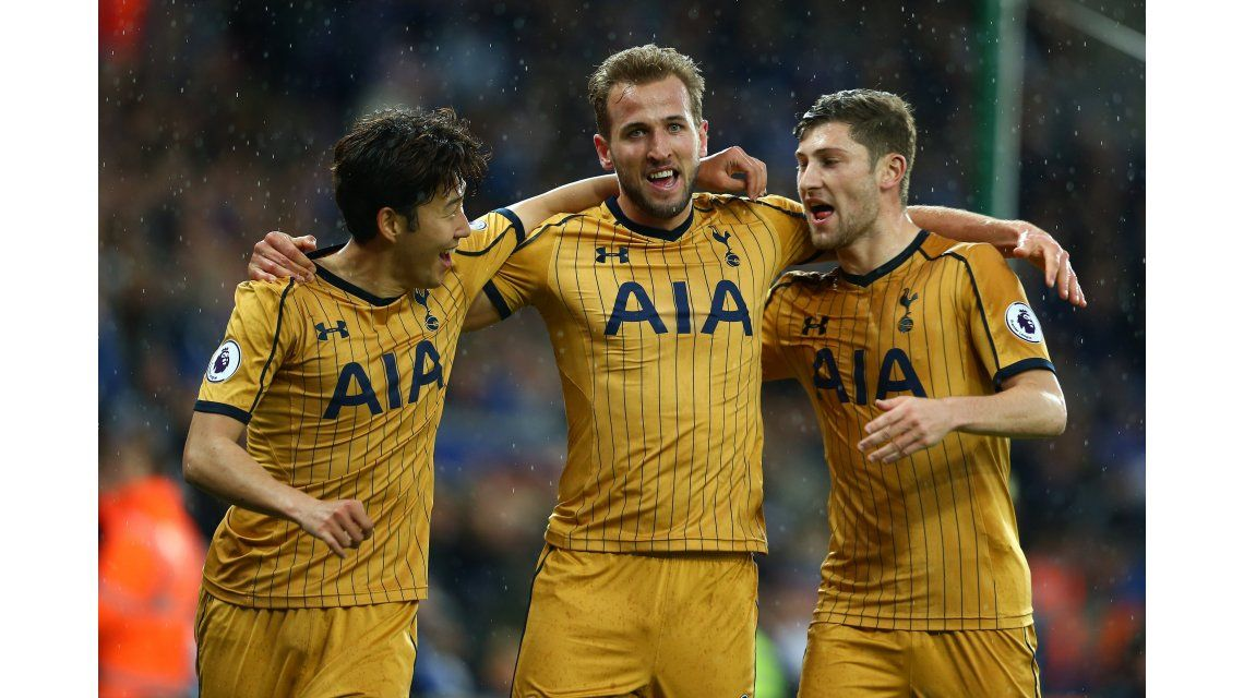 El Tottenham de Pochettino aplastó al Leicester con cuatro goles de Harry Kane