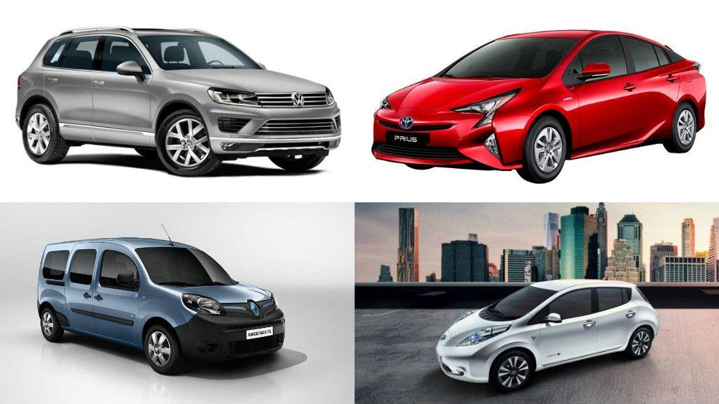 Los autos eléctricos que estarán disponibles en Argentina