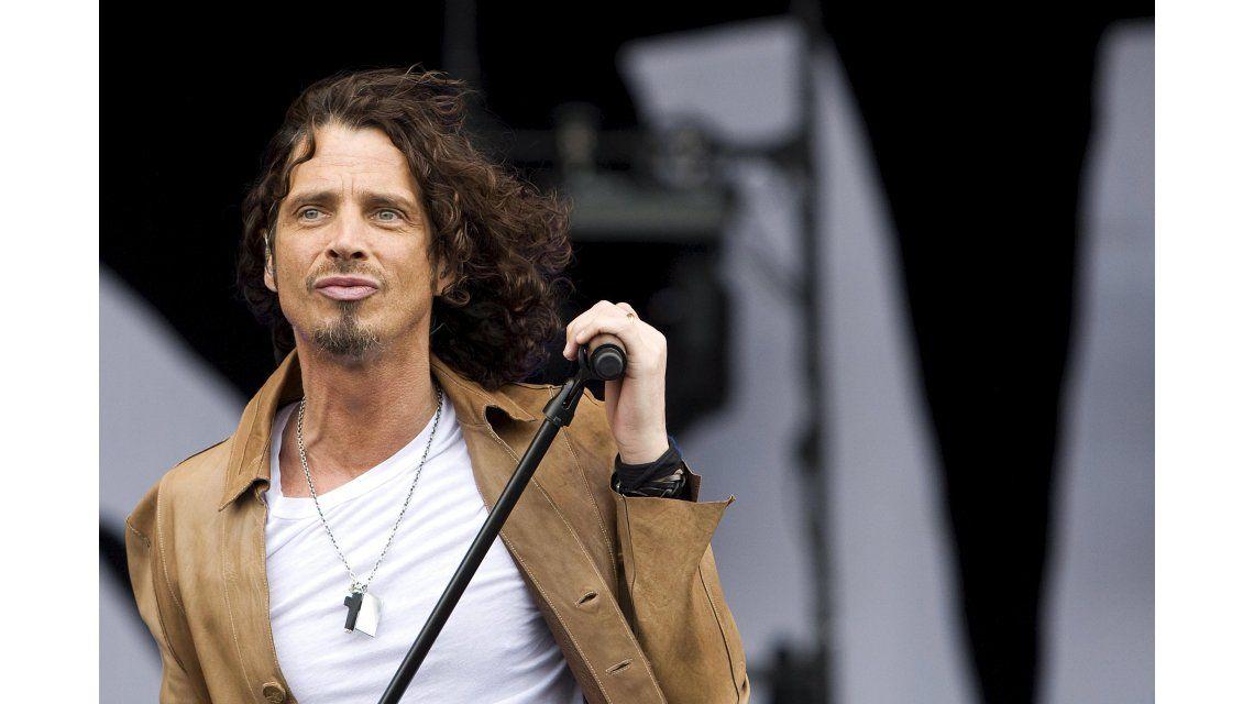 Chris Cornell fue el cantante de Soundgarden