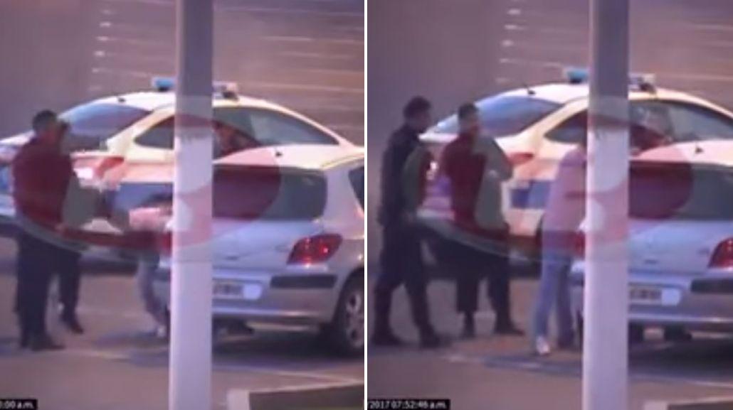 VIDEO: Brutal agresión policial a un hombre en Puerto Madryn