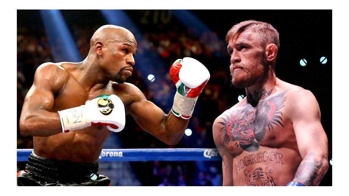 El estadounidense y el irlandés podrían protagonizar la pelea más convocante de los últimos tiempos