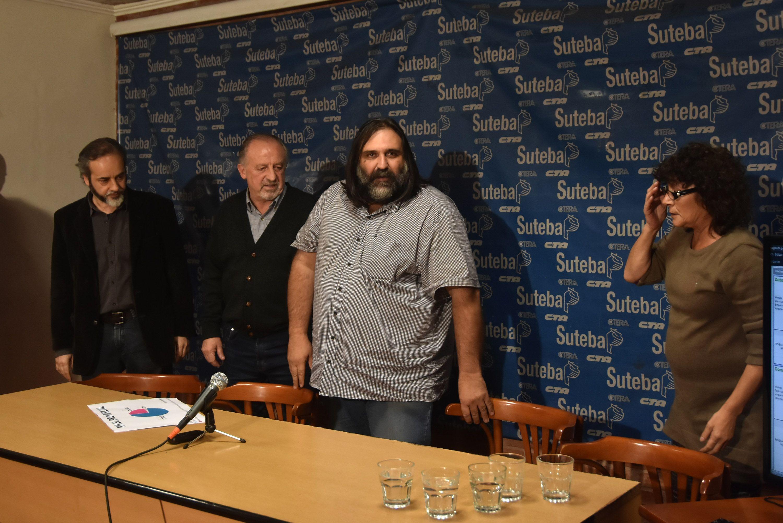 Baradel denunció al Gobierno de montar una campaña sucia en su contra
