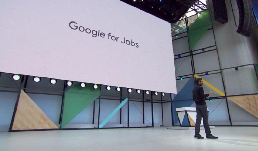 Google for Jobs, una nueva herramienta que te ayudará a buscar trabajo