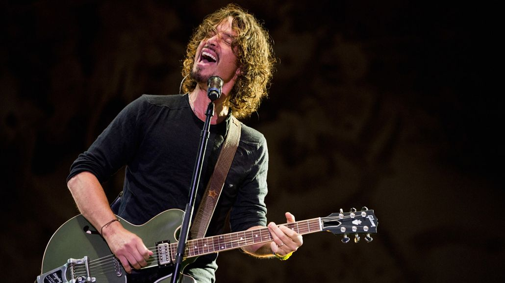 Murió el cantante Chris Cornell