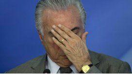 Michel Temer podría ser destituido
