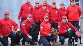 División K9 de la Asociación Bomberos Voluntarios de Punta Alta