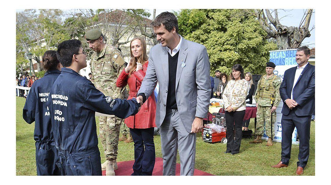 Se inauguró en Concordia la primera Escuela de Oficios del Ejército