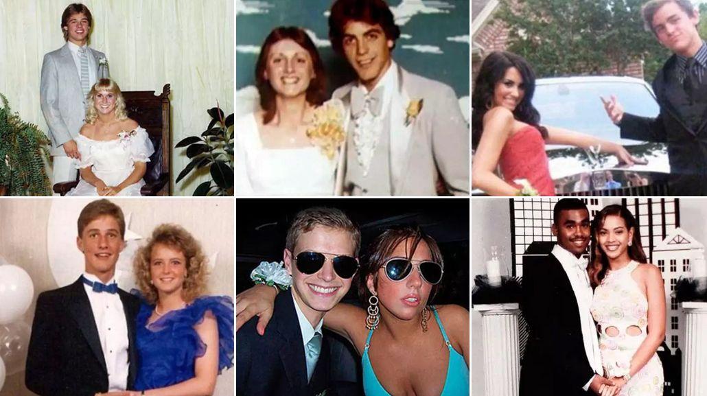 ¿Podés reconocer a estos famosos en su graduación?