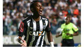 Cazares abrió el marcador para el Mineiro