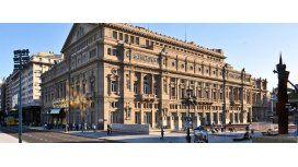 Alarma por una nueva amenaza de bomba en el Teatro Colón