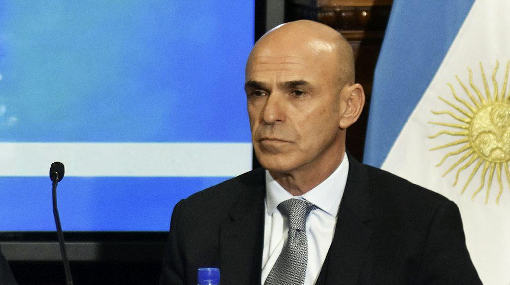 Gustavo Arribas, titular de la AFI