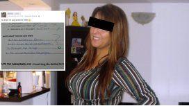 Indignación por una profesora que se burló de una alumna en Facebook