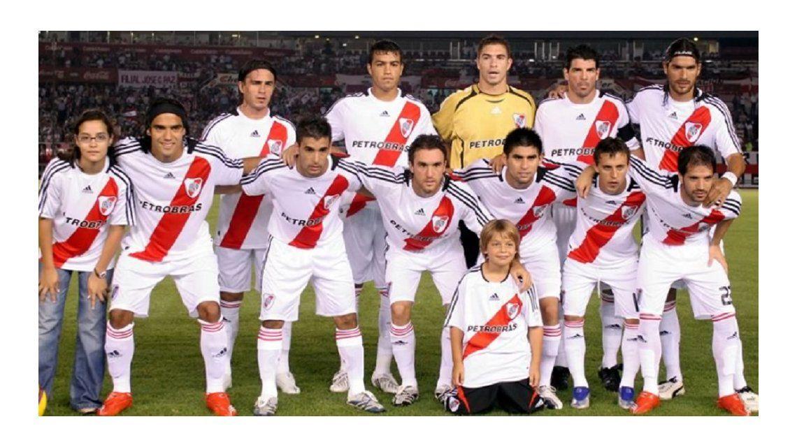 El colombiano surgió de River y se fue en 2009