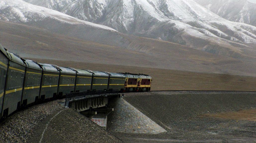 Cinco formas de recorrer Asia arriba de un tren