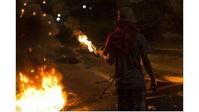 Otro plantón terminó con muertos en Venezuela