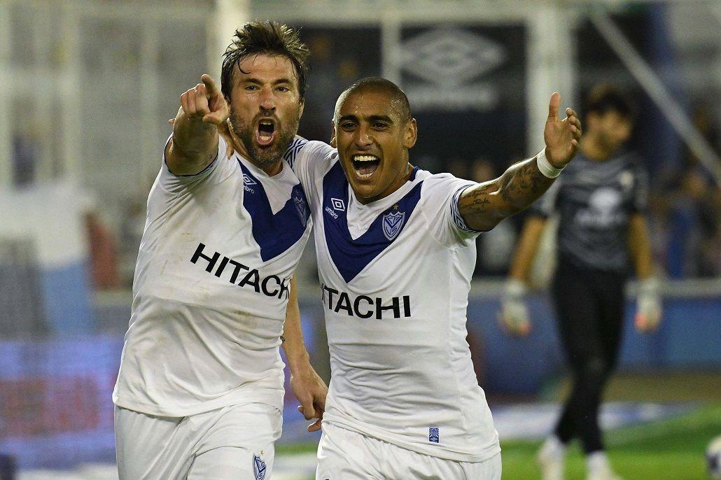 Vélez le ganó a Tigre
