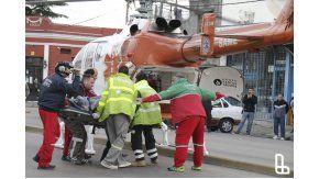 El Same de Lanús realizó un éxito simulacro de accidente múltiple