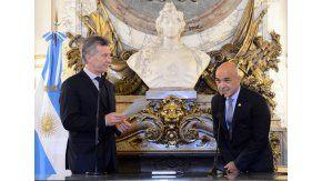 Macri defendió a Gustavo Arribas, el jefe de la AFI