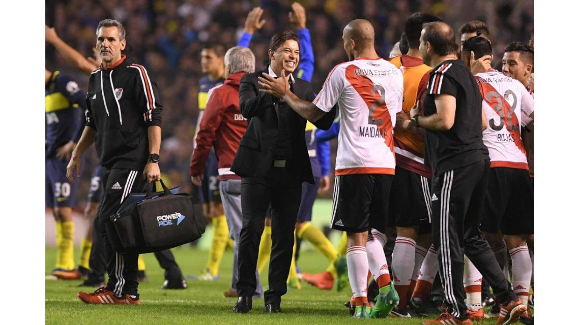 River le ganó el Superclásico a Boca
