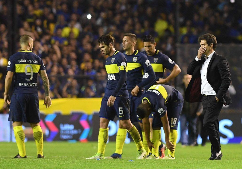 River se quedó con el Superclásico ante Boca