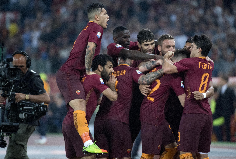 Juventus cayó ante la Roma