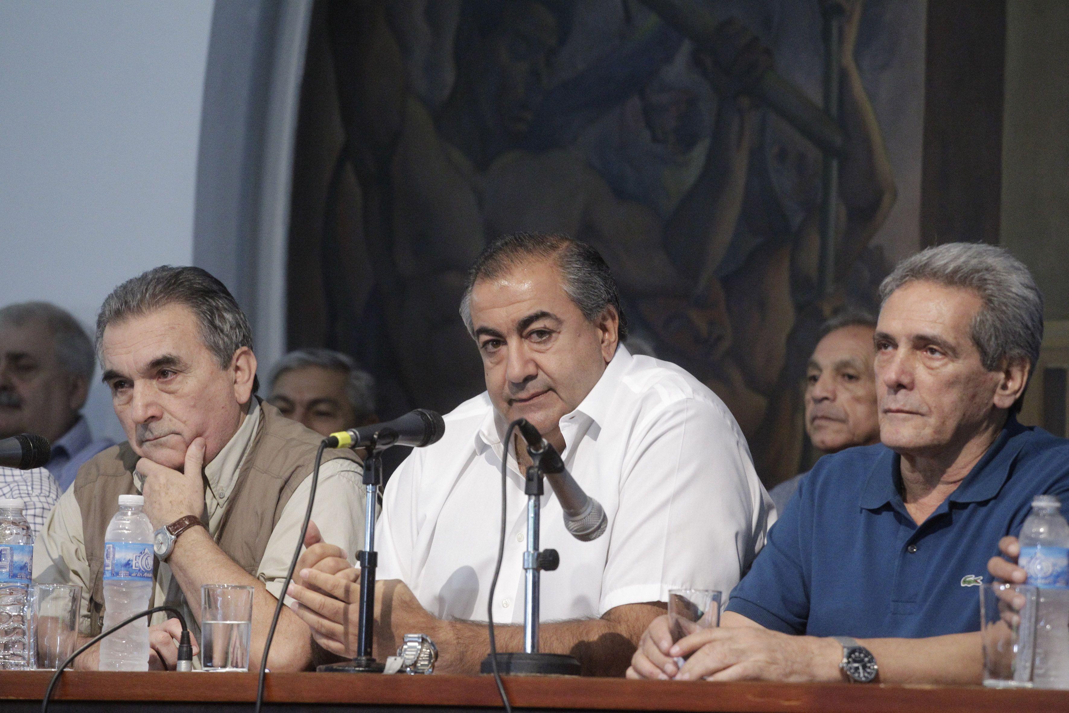 La CGT ratificó la movilización del 22 agosto contra el ajuste de Macri