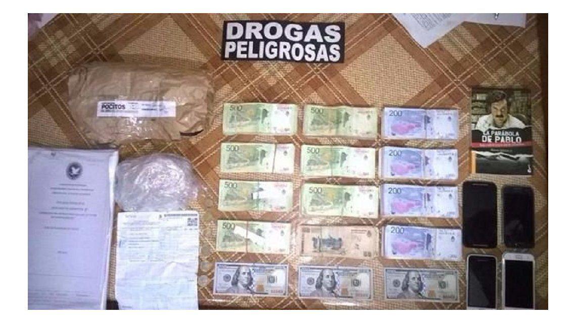Detuvieron a 10 personas en un operativo anti narco - Crédito: El Tribuno de Salta