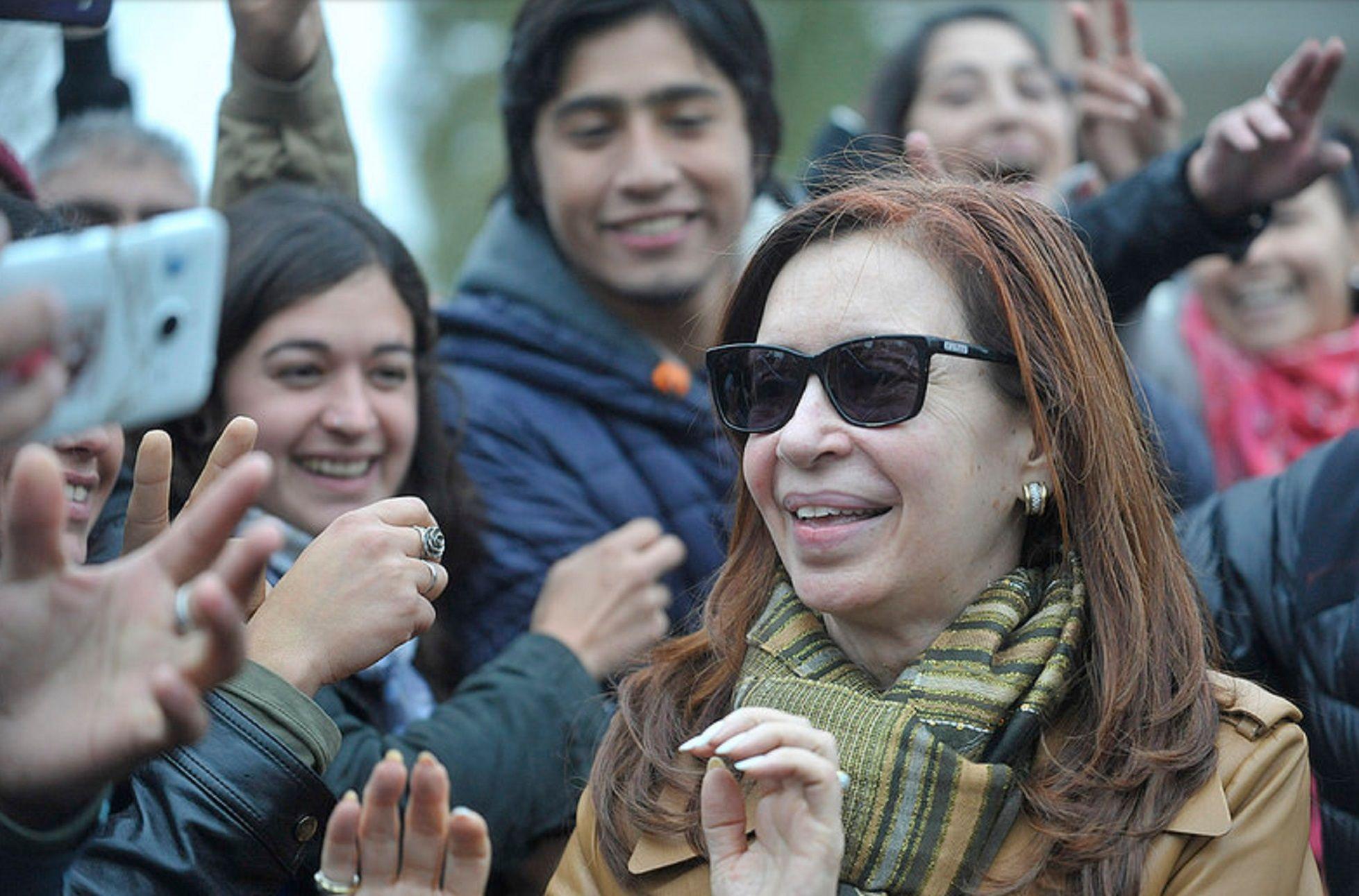 Cristina Kirchner regresó al país luego de su viaje a Europa