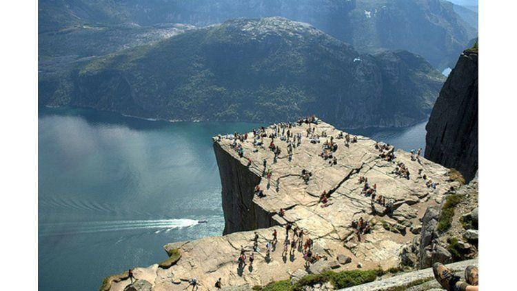 Roca del Púlpito