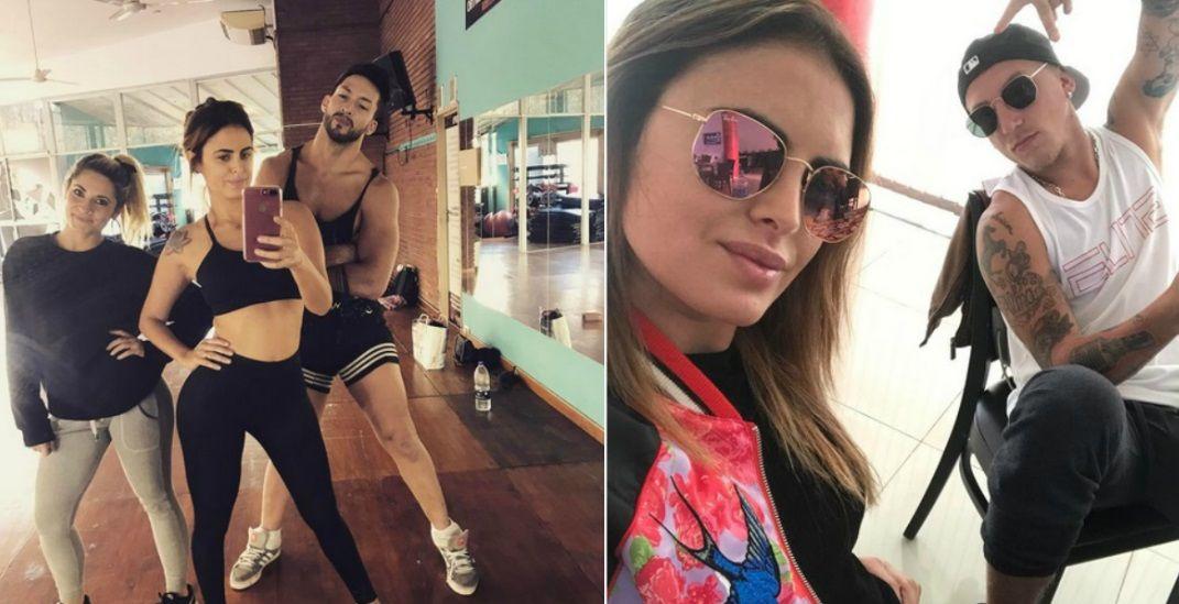 Rumores de embarazo para Silvina Luna