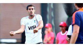 Agustín Corradini es el nuevo entrenador de las Leonas