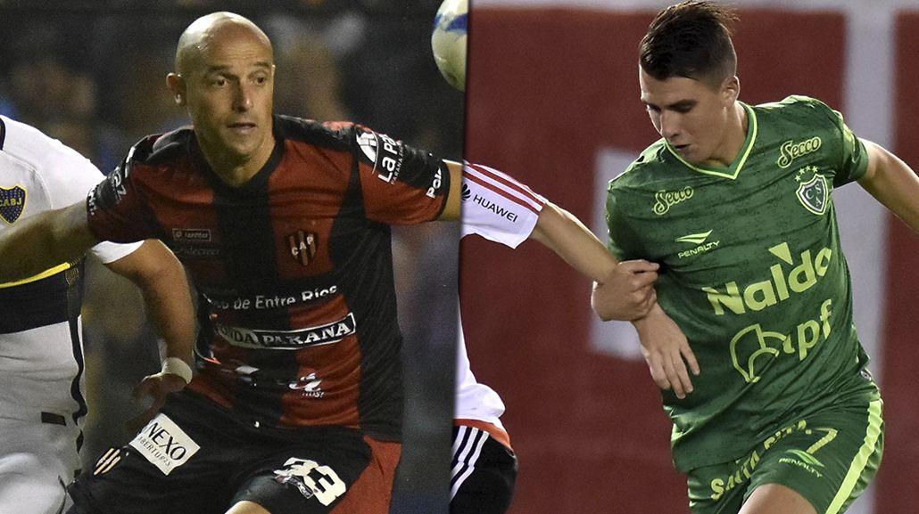Patronato y Sarmiento igualaron en Junín